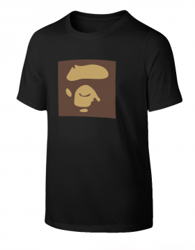 Ape Portrait T-Shirt