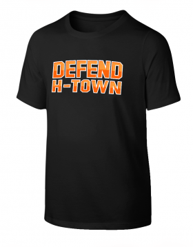 Defend H-Town Houston T-Shirt