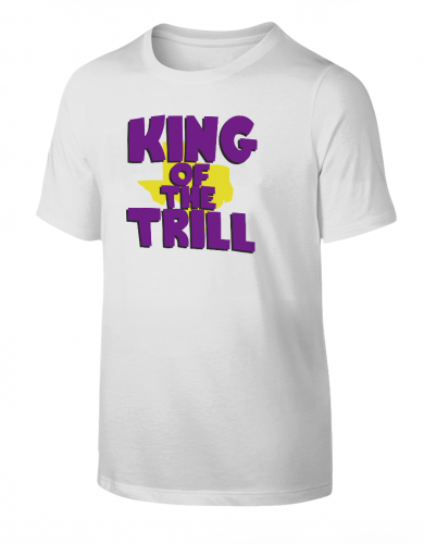 King Of The Trill Texas T-Shirt