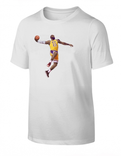 King Of Dunks Basketball Logo T-Shirt