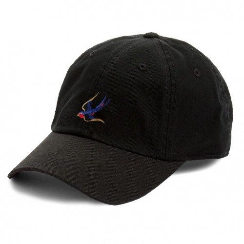 Sparrow Embroidered Hat