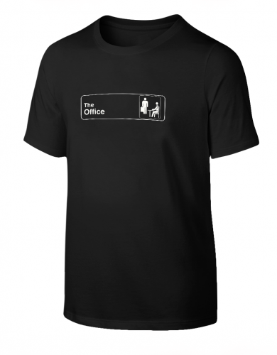 Paper Company Office Logo T-Shirt